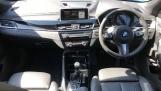2021 BMW XDrive18d M Sport (Blue) - Image: 4