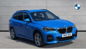 2021 BMW X1 xDrive18d M Sport 5-door