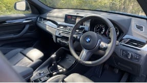 2021 BMW XDrive18d M Sport (Blue) - Image: 6
