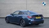 2021 BMW 430i M Sport Coupe (Blue) - Image: 2