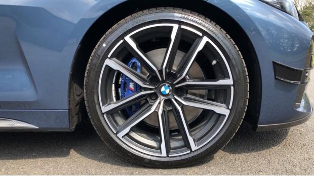 2021 BMW 430i M Sport Coupe (Blue) - Image: 14