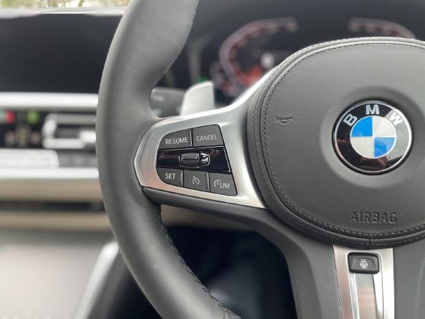 2021 BMW 430i M Sport Coupe (Blue) - Image: 17