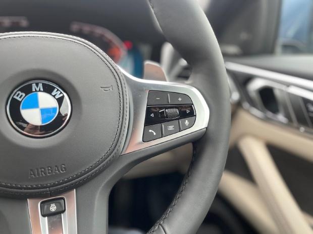 2021 BMW 430i M Sport Coupe (Blue) - Image: 18