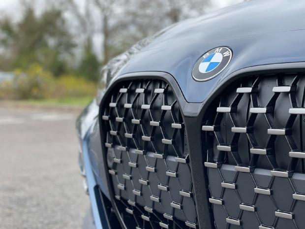 2021 BMW 430i M Sport Coupe (Blue) - Image: 26