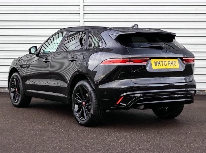 2021 Jaguar MHEV R-Dynamic S Auto 5-door (Black) - Image: 2