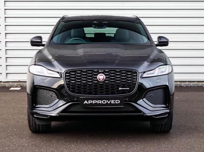 2021 Jaguar MHEV R-Dynamic S Auto 5-door (Black) - Image: 7