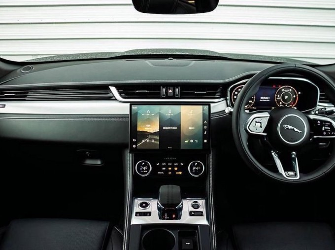 2021 Jaguar MHEV R-Dynamic S Auto 5-door (Black) - Image: 9