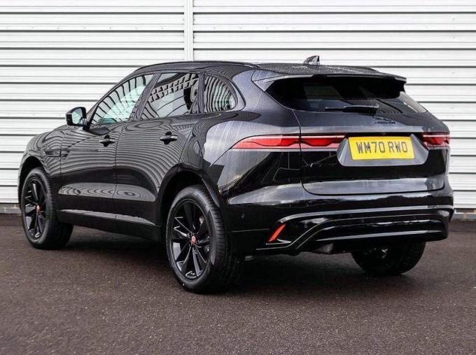 2021 Jaguar MHEV R-Dynamic S Auto 5-door (Black) - Image: 18