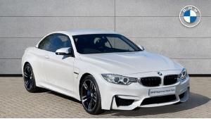 2015 BMW M4 Convertible 2-door