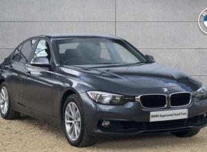 Brand new 2016 BMW 3 Series 320i SE Saloon 4-door finance deals