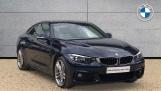 2019 BMW 420i xDrive M Sport Coupe Auto (Blue) - Image: 1