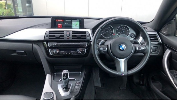 2019 BMW 420i xDrive M Sport Coupe Auto (Blue) - Image: 4