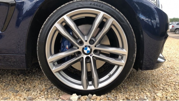2019 BMW 420i xDrive M Sport Coupe Auto (Blue) - Image: 14