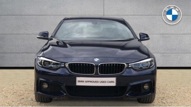 2019 BMW 420i xDrive M Sport Coupe Auto (Blue) - Image: 16