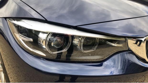 2019 BMW 420i xDrive M Sport Coupe Auto (Blue) - Image: 22