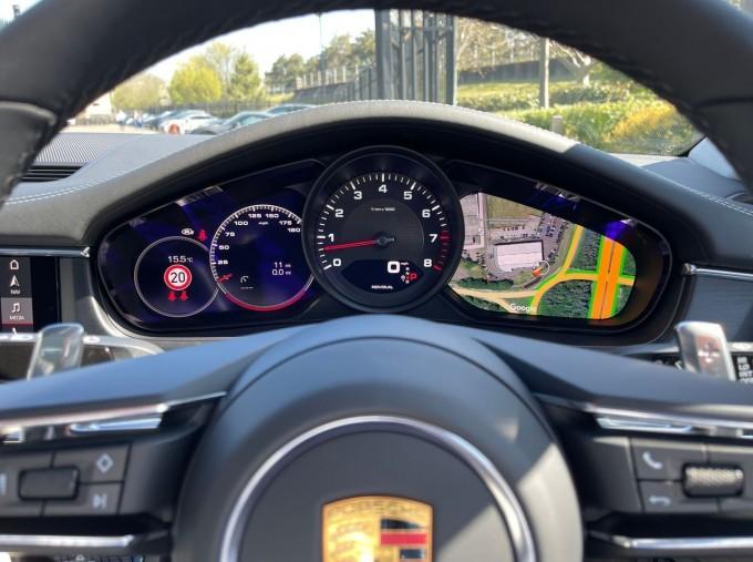2021 Porsche V6 4 PDK 4WD 4-door (Black) - Image: 8