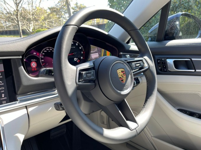 2021 Porsche V6 4 PDK 4WD 4-door (Black) - Image: 13