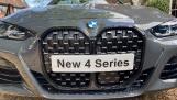 2021 BMW M440i MHT Auto xDrive 2-door (Grey) - Image: 5