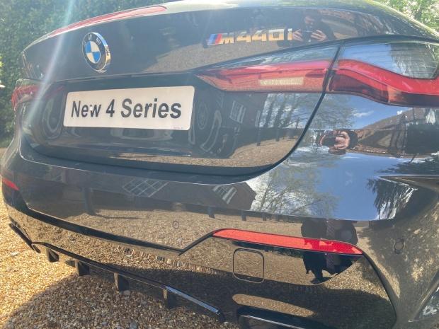 2021 BMW M440i MHT Auto xDrive 2-door (Grey) - Image: 6