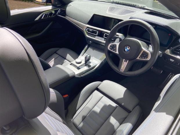 2021 BMW M440i MHT Auto xDrive 2-door (Grey) - Image: 9