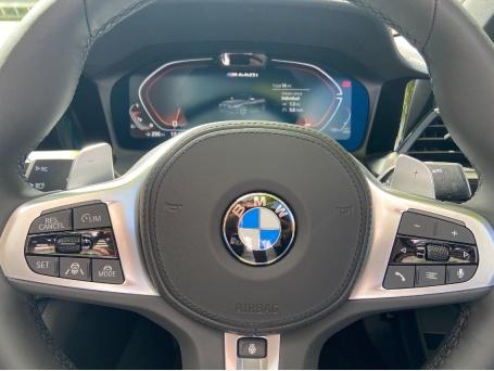 2021 BMW M440i MHT Auto xDrive 2-door (Grey) - Image: 15