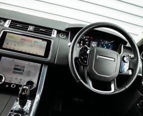 2018 Land Rover SD V6 HSE Auto 4WD 5-door (Grey) - Image: 10
