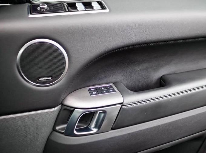 2018 Land Rover SD V6 HSE Auto 4WD 5-door (Grey) - Image: 15
