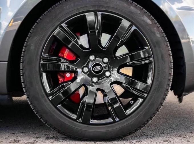 2016 Land Rover SD V6 Autobiography Dynamic 5-door (Grey) - Image: 8