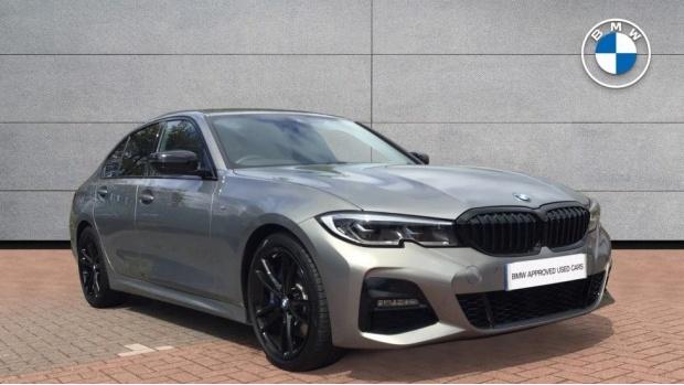 2020 BMW 320d M Sport Pro Edition Saloon (Grey) - Image: 1