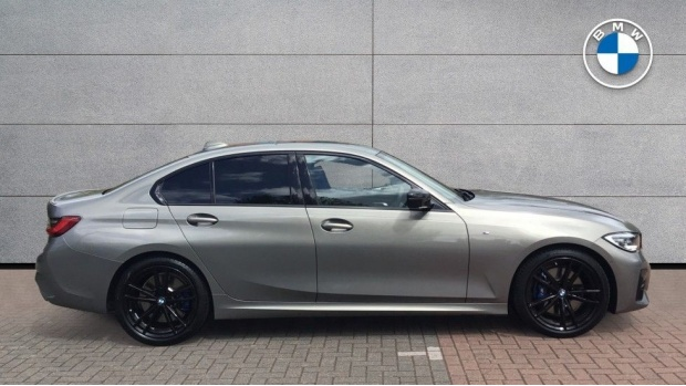 2020 BMW 320d M Sport Pro Edition Saloon (Grey) - Image: 3