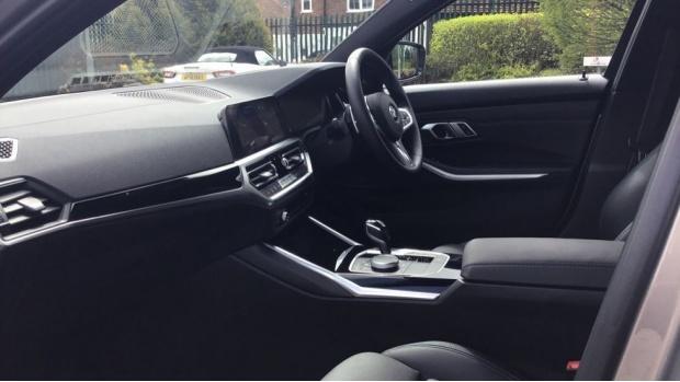 2020 BMW 320d M Sport Pro Edition Saloon (Grey) - Image: 7