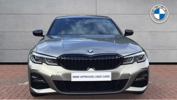 2020 BMW 320d M Sport Pro Edition Saloon (Grey) - Image: 16