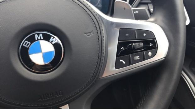 2020 BMW 320d M Sport Pro Edition Saloon (Grey) - Image: 18