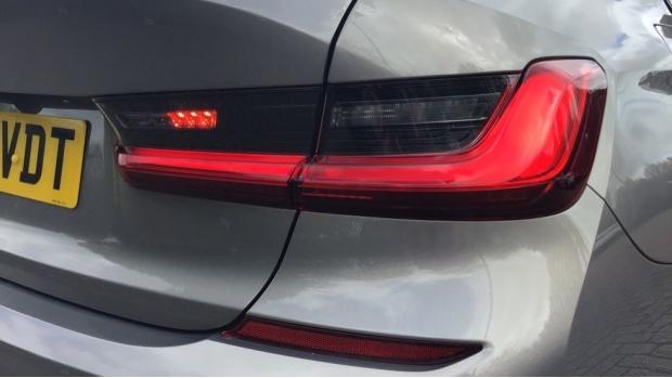 2020 BMW 320d M Sport Pro Edition Saloon (Grey) - Image: 22