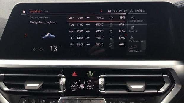 2020 BMW 320d M Sport Pro Edition Saloon (Grey) - Image: 39