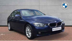 2017 BMW 3 Series 320d SE Saloon 4-door