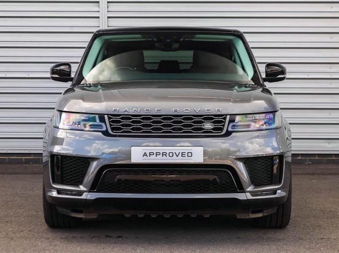 2018 Land Rover SD V6 HSE Dynamic Auto 4WD 5-door (Grey) - Image: 7