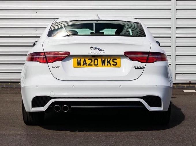 2020 Jaguar R-Dynamic S Auto 4-door (White) - Image: 6