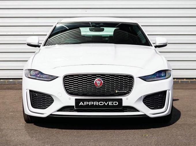 2020 Jaguar R-Dynamic S Auto 4-door (White) - Image: 7