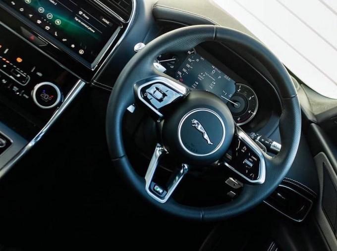 2020 Jaguar R-Dynamic S Auto 4-door (White) - Image: 11