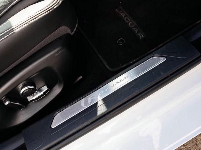 2020 Jaguar R-Dynamic S Auto 4-door (White) - Image: 17