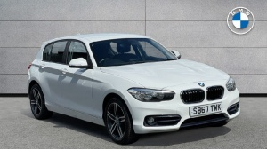 2017 BMW 1 Series 118i Sport 5-door 5dr