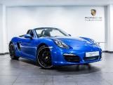 2016 Porsche 981 PDK 2-door (Blue) - Image: 1