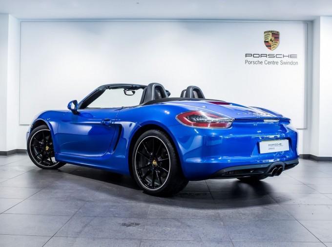 2016 Porsche 981 PDK 2-door (Blue) - Image: 2