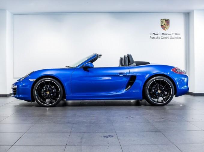 2016 Porsche 981 PDK 2-door (Blue) - Image: 5