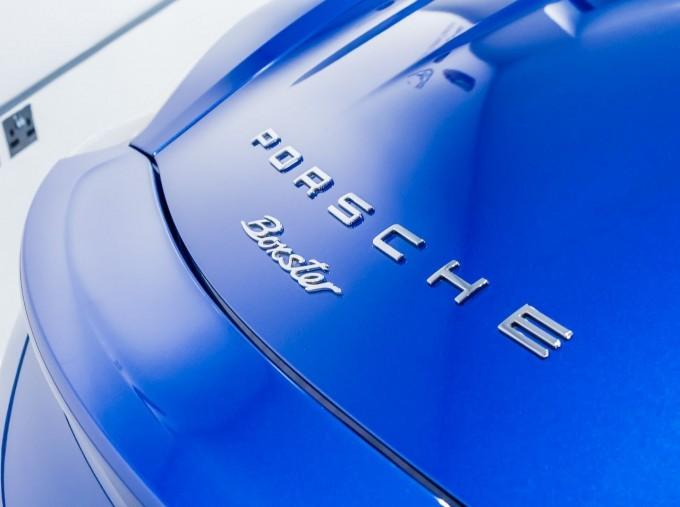 2016 Porsche 981 PDK 2-door (Blue) - Image: 8