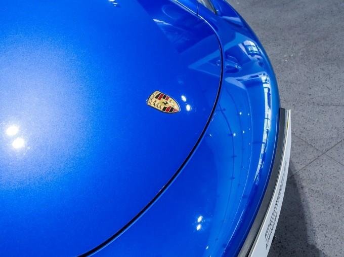 2016 Porsche 981 PDK 2-door (Blue) - Image: 18