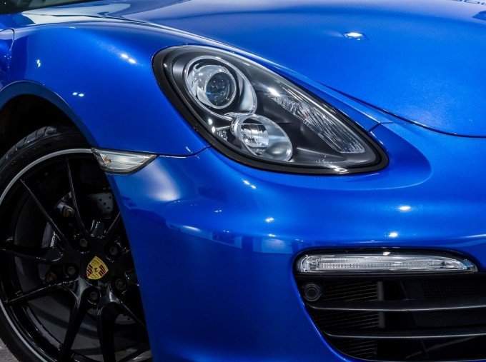 2016 Porsche 981 PDK 2-door (Blue) - Image: 20