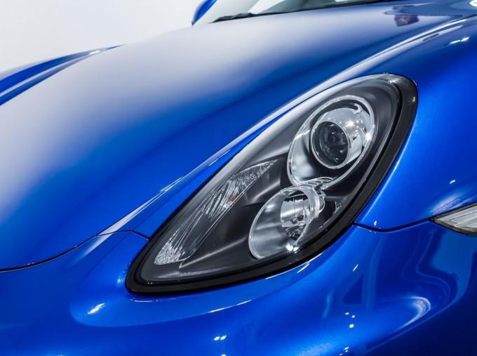 2016 Porsche 981 PDK 2-door (Blue) - Image: 22