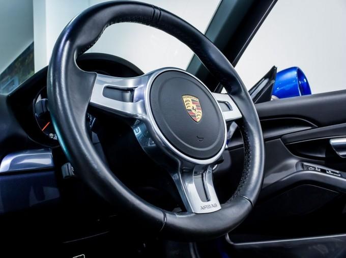 2016 Porsche 981 PDK 2-door (Blue) - Image: 34